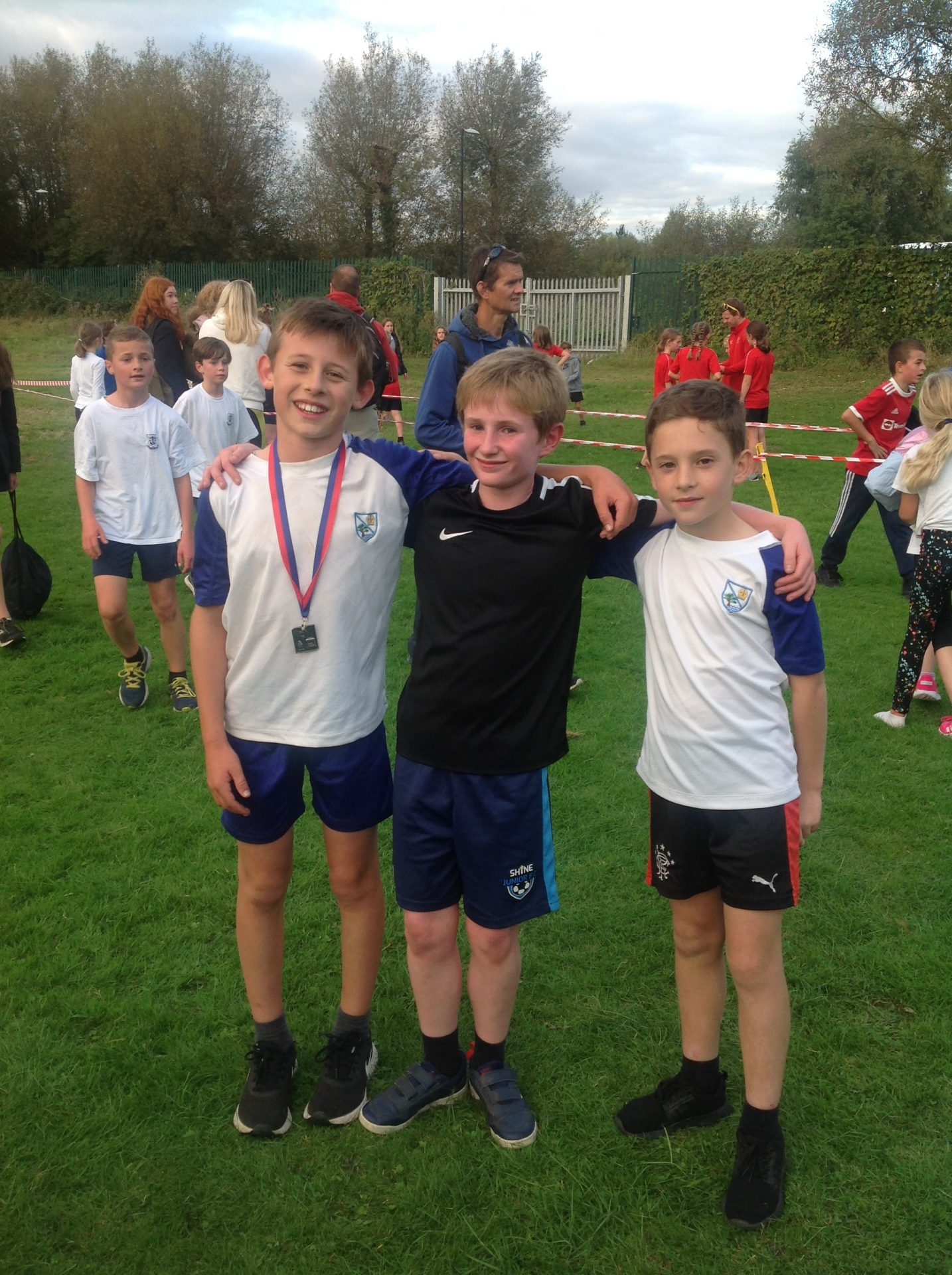 School Cross Country Competition